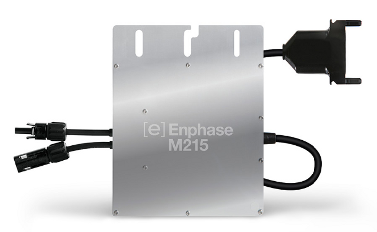 Enphase M215 Microinverter M215-60-2LL-S22-IGMC4 Integrated Ground