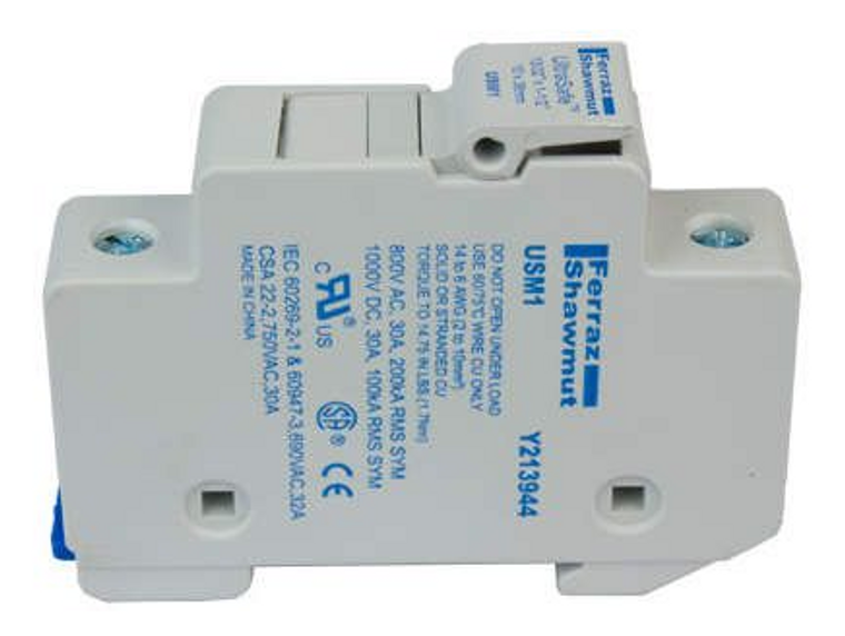 Midnite Solar MNTS Touch Safe Fuse Holder