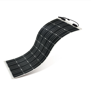 Renogy panneau Solaire Flexible 100 Watt 12 Volt monocristallin