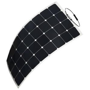 Renogy panneau Solaire Semi-Flexible 100 Watt 12 Volt monocristallin