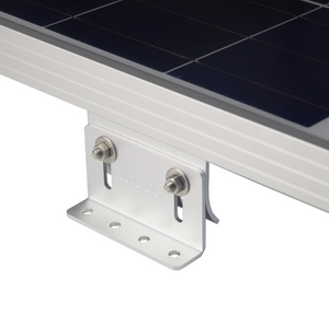 Renogy Support en Z courbé pour panneau solaire - Set de 4