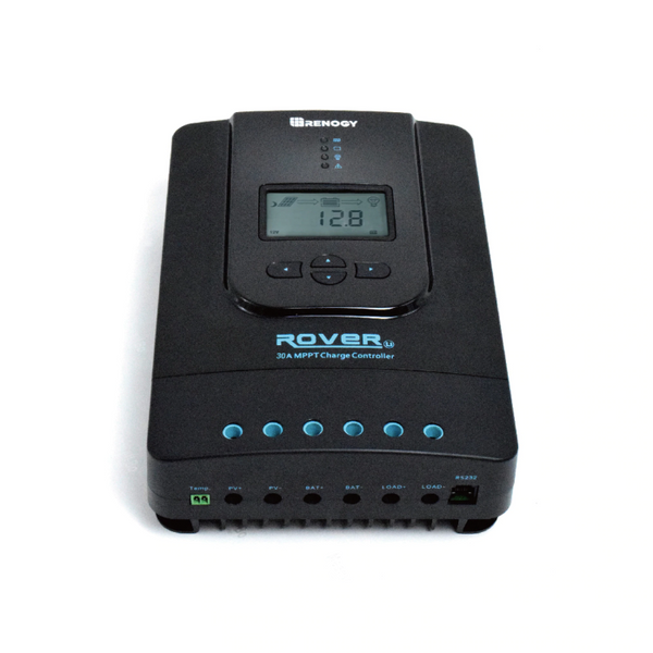 Renogy Régulateur de charge MPPT Rover Li 30 Amp