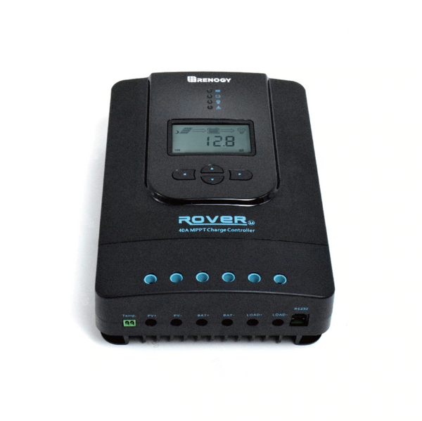 Renogy Régulateur de charge MPPT Rover Li 40 Amp