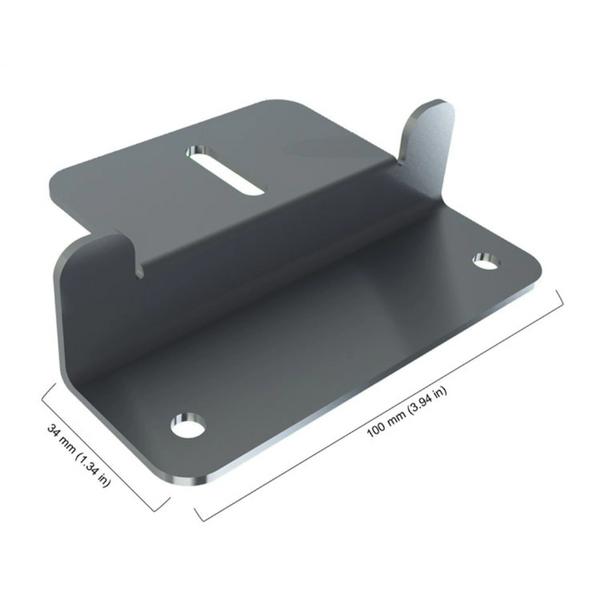 Renogy Support en Z pour panneau solaire – Set de 4