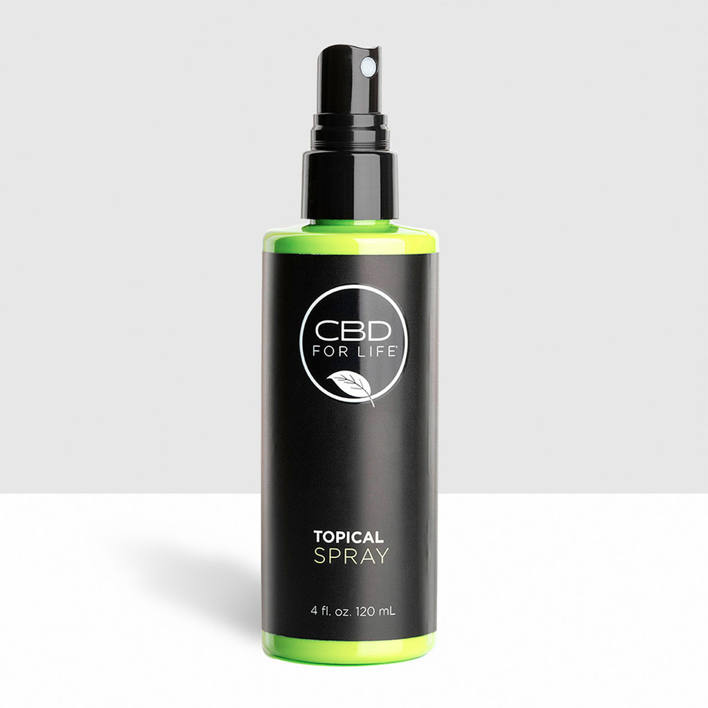 "Hands-free—just spray and go. Our CBD Topical Spray is a  cooling combination of phytonutrient-rich CBD, menthol and camphor oil. Mist it over skin for results you can feel. CBD Topical Spray is one of our most in-demand products. CBD users love how easy it is to apply and how quickly it dries. They also love the results they get with our CBD Topical Spray. CBD spray is great for larger areas that need attention, like your back or leg. CBD spray is wonderful to apply before bed or after a workout to help you recover. Our CBD Spray has received multiple 5-star reviews. One user loved how long the results lasted after using our CBD Topical Spray. Another one said it ""works wonders.""  CBD is an ingredient people are beginning to rely on to improve and enhance their daily lives. CBD is transforming wellness and self-care."