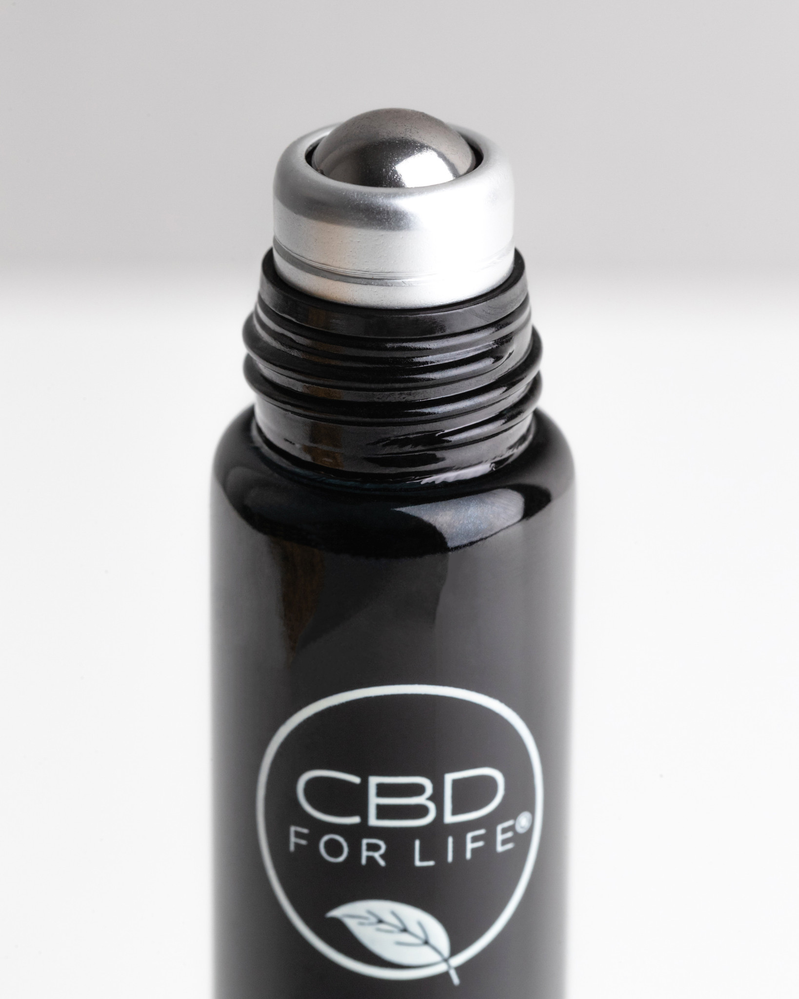 Our CBD Oil roll-on applies clear, absorbs quickly and delivers pinpointed, targeted results. Roll it anywhere—over temples, knees, fingers or toes—for soothing comfort, on the spot. Our roll-on oil is a combination of CBD oil plus other beneficial oils, like coconut oil, hemp seed oil and jojoba oil, to name a few. You can roll our CBD oil roll-on up the back of your neck before bed to help with sleep, or roll it anywhere you feel discomfort. Consumers have reported CBD oil helps to alleviate pain, reduce tension and tightness, and induce a sense of calm. Our CBD roll-on oil is so convenient for on the go and travel. The CBD roll-on CBD oil uses a rollerball application so you can apply it anytime, anywhere. Toss one of our CBD roll-ons in your handbag, desk drawer, and keep a CBD roll-on on your nightstand. CBD is transforming wellness and self-care.