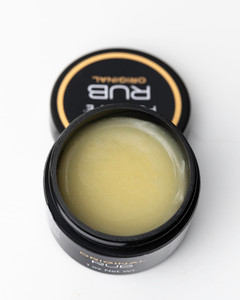 Reduces inflammation causing deep muscle pain and body aches muscle rub. Combines CBD with bees wax, camphor, cajuput oil, menthol, lanolin, cassia oil, eucalyptus oil, mint oil and clove oil for rapid absorption and deep penetration into the body. Research at the Kennedy Institute of Rheumatology suggests that CBD can block the progress of arthritis