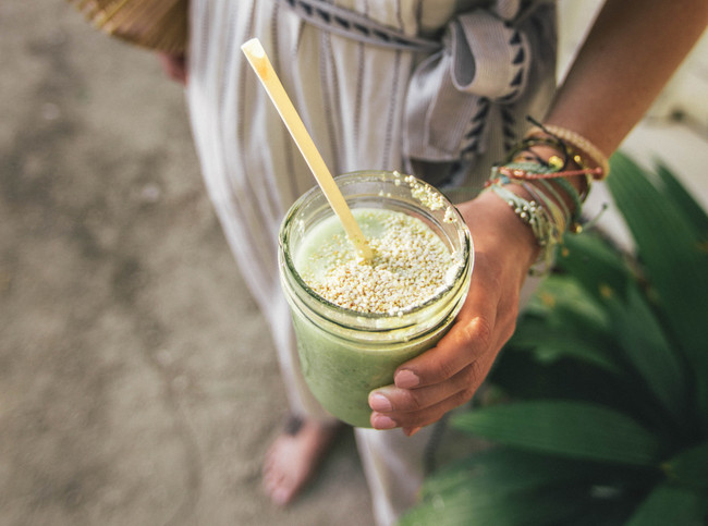 4 CBD-INFUSED SMOOTHIES TO TRY NOW