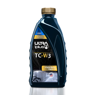 TC-W3 Synthetic 2-Cycle Marine Engine Oil | Ultra1Plus™