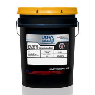 SAE 75W-80 Full Synthetic HD Transmission Fluid, API GL-4 | Ultra1Plus™