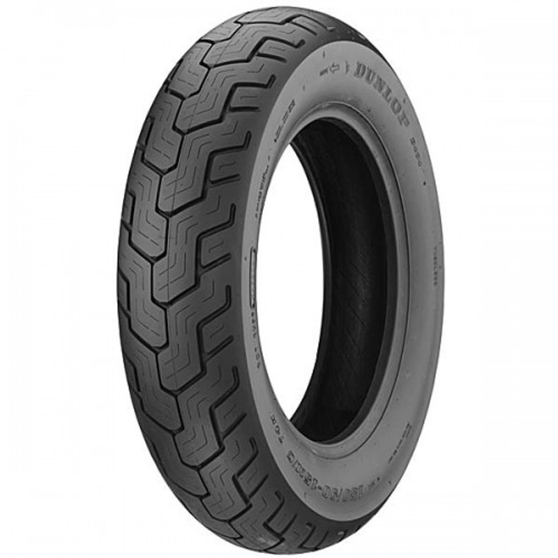 Dunlop D404 Rear