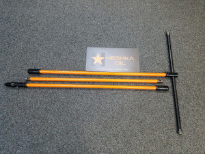 Dry Rod Kit for Back Pressure Valve