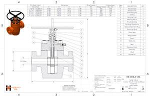 GV Assembly 15ksi FLS Style Data Sheet