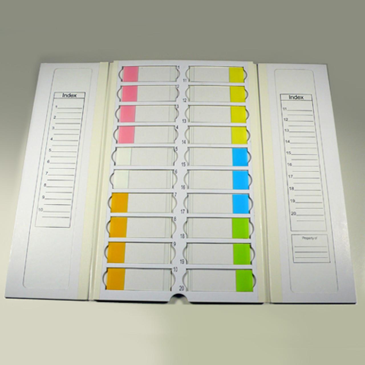 Cardboard for 3 Slides 50//Box Slide Mailer
