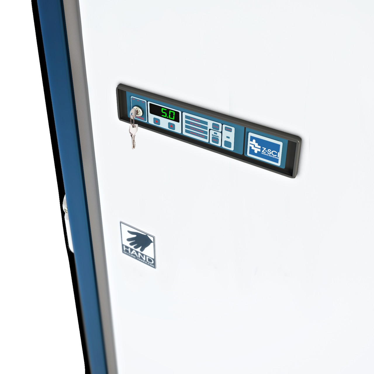 Is your ULT freezer marching to a silent death? A voltage alarm would have helped.
