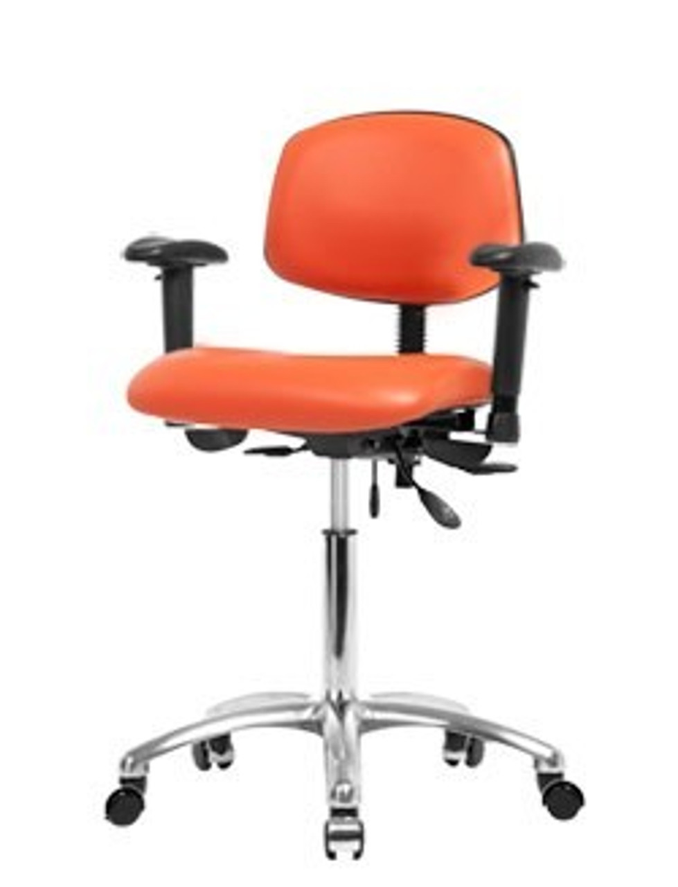 Defeat the Seat - Staying Comfortable and Healthy Depends on an Ergonomic Lab Chair