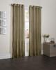 "Sherry Crushed Satin Window Curtain Panel - 52""x84"" - Sage"