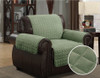 Micro-Suede Furniture Protector Sage Chair