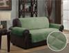 Micro-Suede Furniture Protector Sage Loveseat