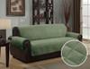Micro-Suede Furniture Protector Sage Sofa