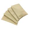 Matilda Geometric Jacquard Fabric Tablecloth Rectangle Round, 4pk Cloth Napkin Set