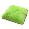"Decorative 18"" x 18"" PV Fur Throw Pillow"