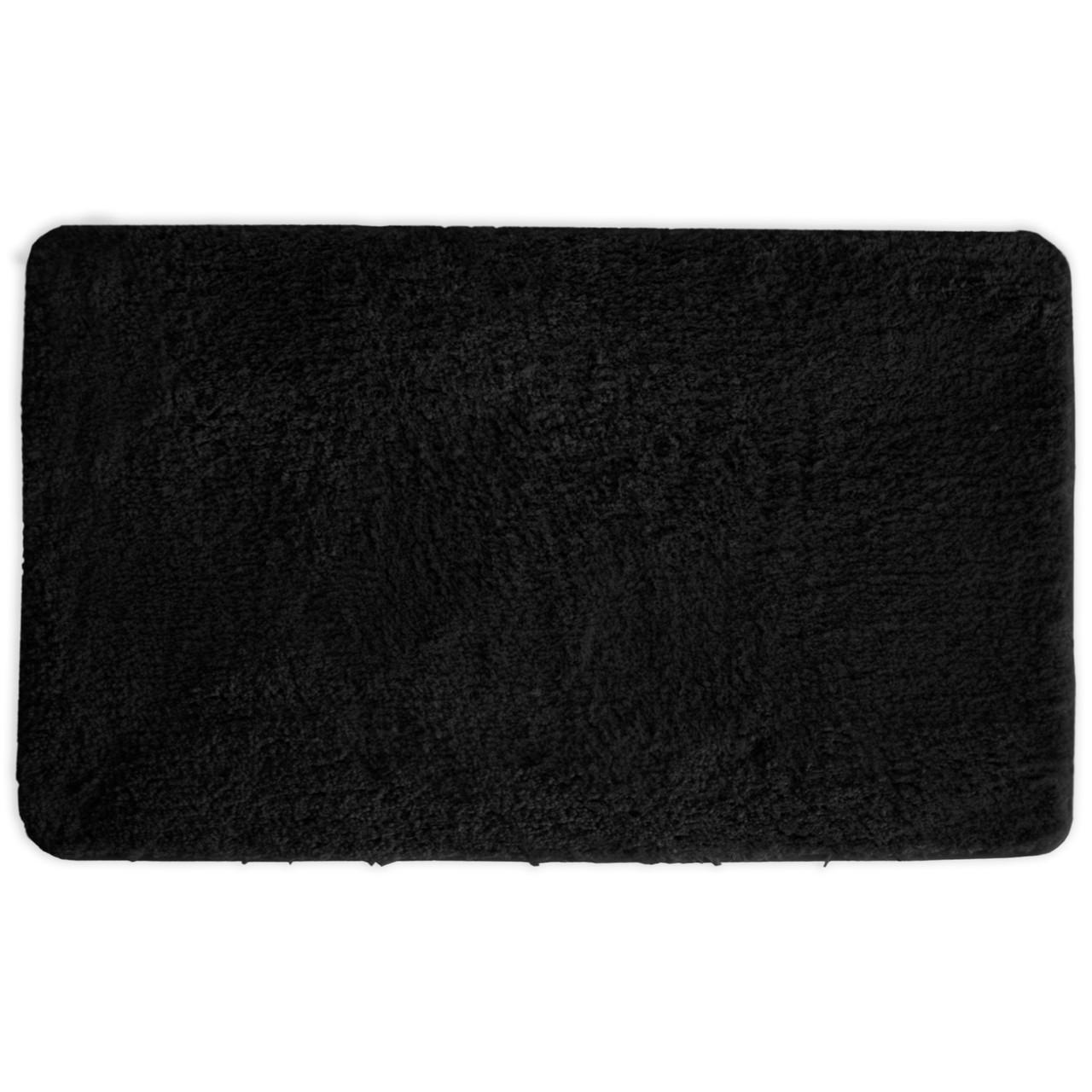 Mary Bathroom Rug Luxury Soft Plush Shaggy Thick Fluffy Microfiber Bath Mat Non Slip Rubber Back Floor Mat Water Absorbent