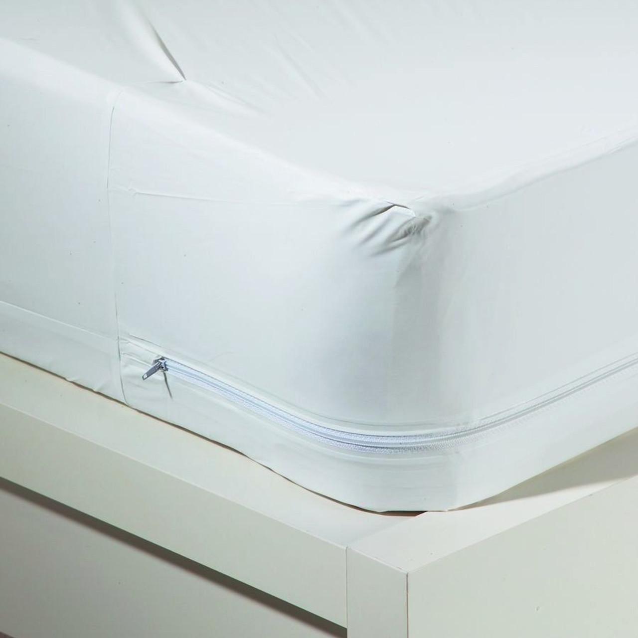 Bed Bug Mattress Cover.Microfiber Mattress Pad Linen Store