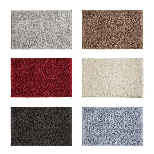 Cedar Ultra Soft & Plush Frieze Twist Microfiber Bath Mat, Absorbent Bathroom Floor Rug