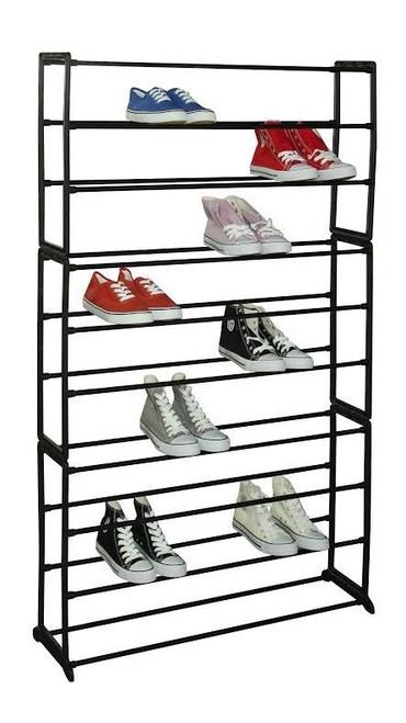 10-Tier Slim Shoe Tower