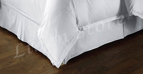 Tailored Bedskirt White