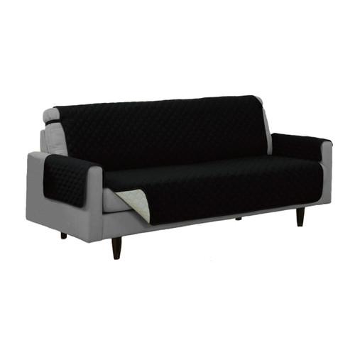 Reversible Microfiber Pet Couch Sofa Chair Furniture Protector, 4 Reversible Colors