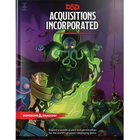 Wizards of the Coast Dungeons and Dragons Acquisitions Incorporated HQ
