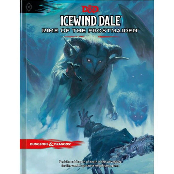 Wizards of the Coast Dungeons and Dragons Icewind Dale Rime of the Frostmaiden