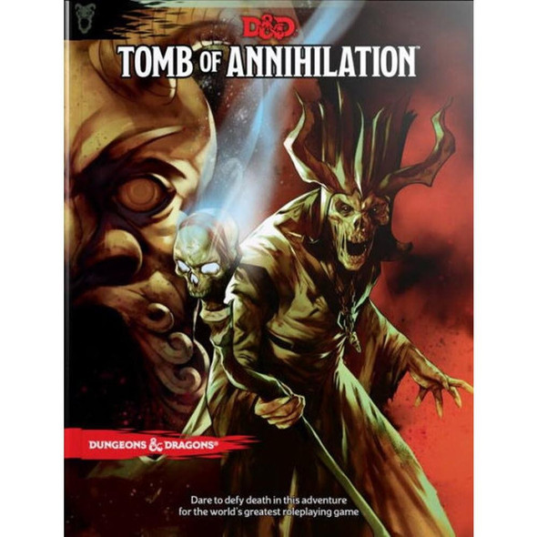 Wizards of the Coast Dungeons and Dragons Tomb of Annihilation