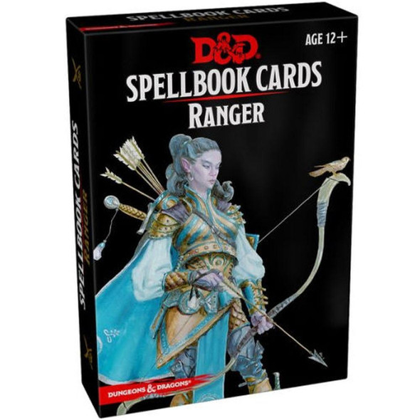 Wizards of the Coast Dungeons and Dragons Spellbook Cards Ranger