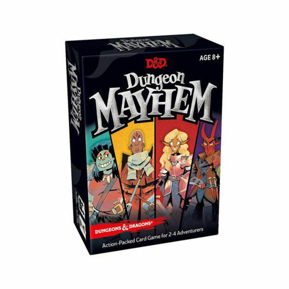Wizards of the Coast DandD Dungeon Mayhem Card Game