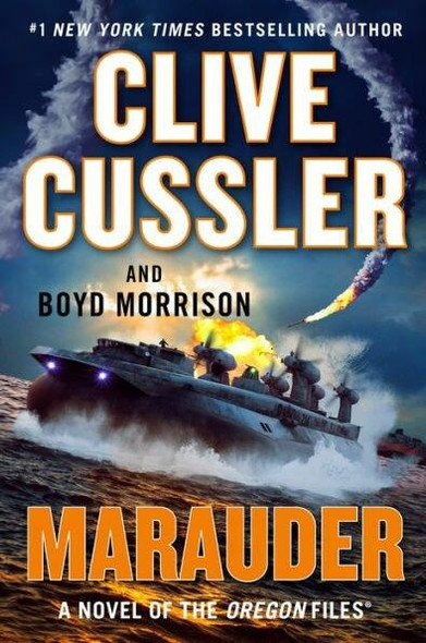 Penguin Publishing Group Marauder Oregon Files Series #15