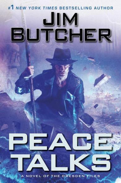 Penguin Publishing Group Peace Talks Dresden Files Series #16