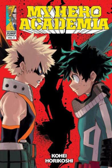 VIZ Media LLC My Hero Academia, Vol 2