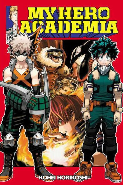 VIZ Media LLC My Hero Academia, Vol 13