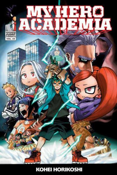 VIZ Media LLC My Hero Academia, Vol 20