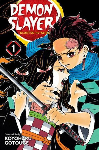 VIZ Media LLC Demon Slayer Kimetsu no Yaiba, Vol 1