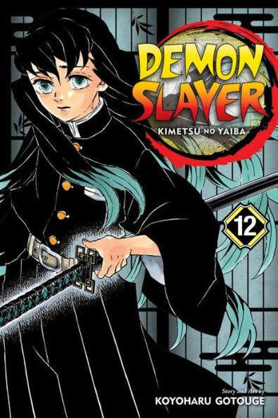 VIZ Media LLC Demon Slayer Kimetsu no Yaiba, Vol 12