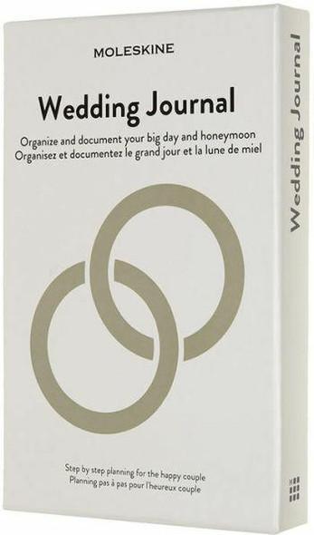 Moleskine Moleskine Passion, Wedding, Large, Boxed/Hard Cover 5 x 8.25