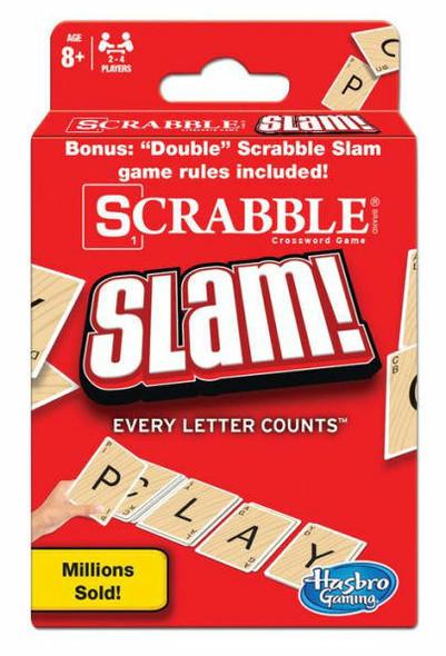 Winning Moves Scrabble Slam Card Game