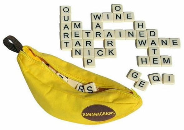 Bananagrams Bananagrams Game