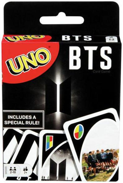 Mattel BTS Uno