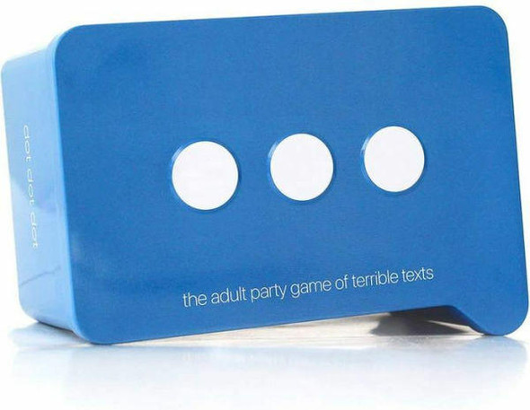 Player Ten Dot Dot Dot - The Adult Party Game of Terrible Texts