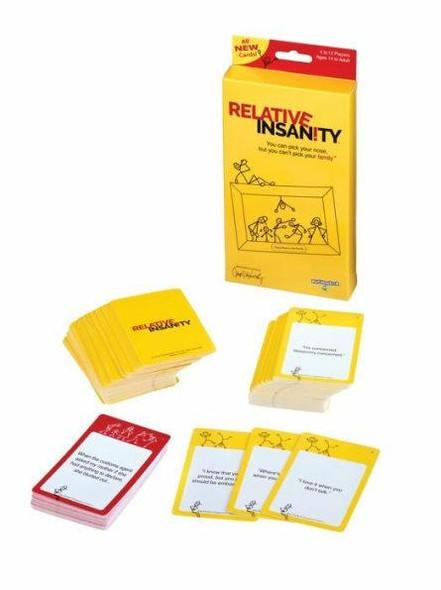 PlayMonster Relative Insanity Card Game